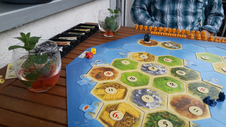 Gesellschaftsspiele Siedler von Catan Seefahrer von Catan
