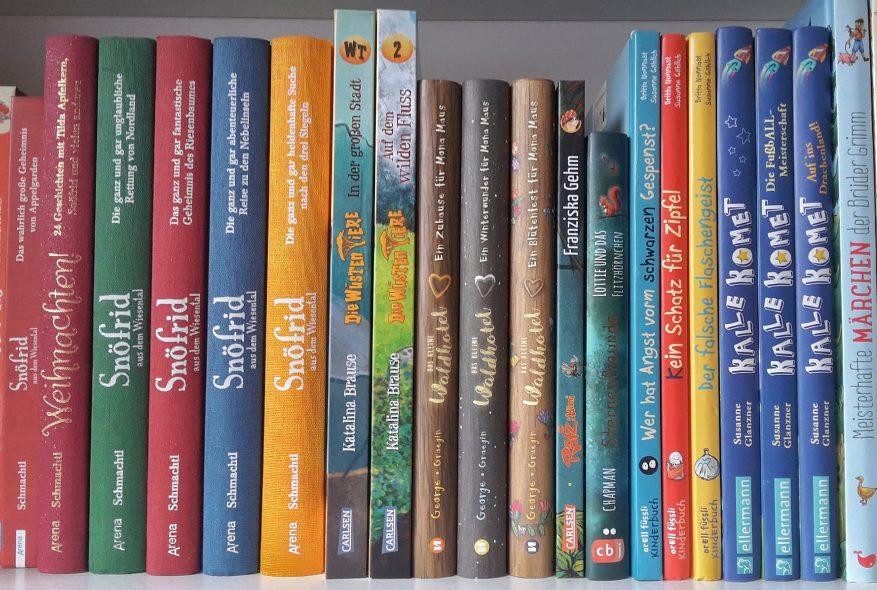 5 tolle Kinderbücher zum Vorlesen