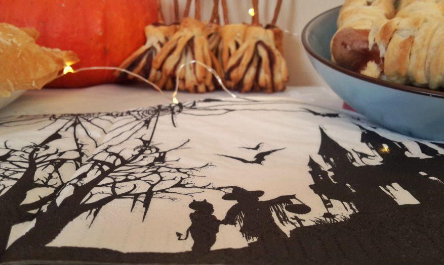 Drei leckere Blätterteig-Ideen passend zu Halloween