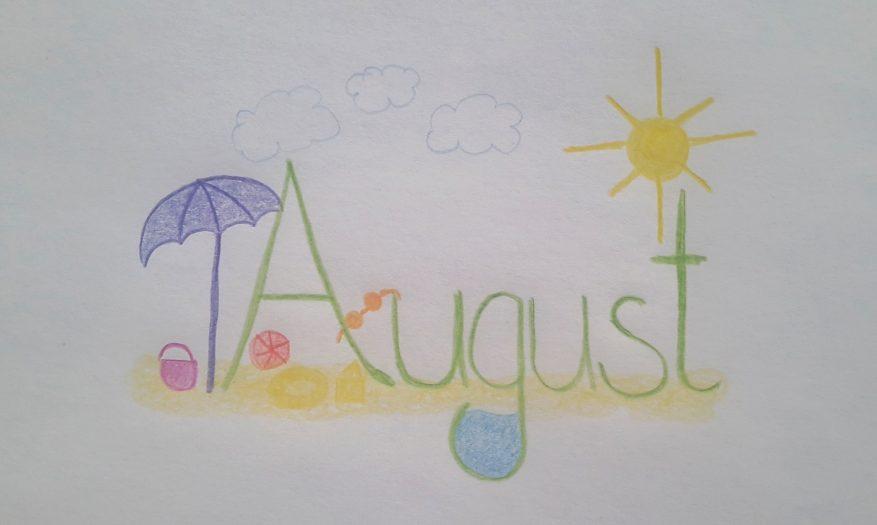 Rückblick August 19