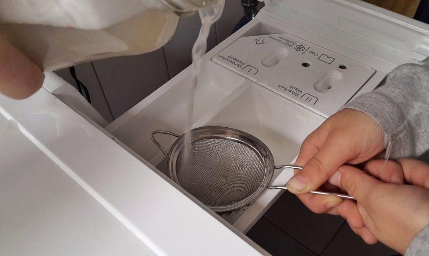 Waschmittel aus Kastanien selbst herstellen