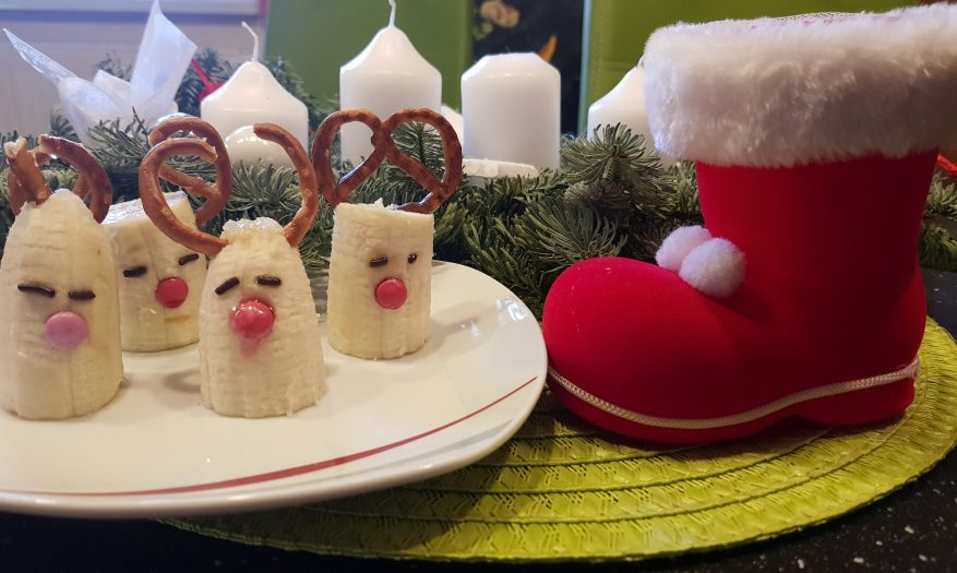5. Adventskalendertürchen *** (Gesunder Nikolaus-Snack)