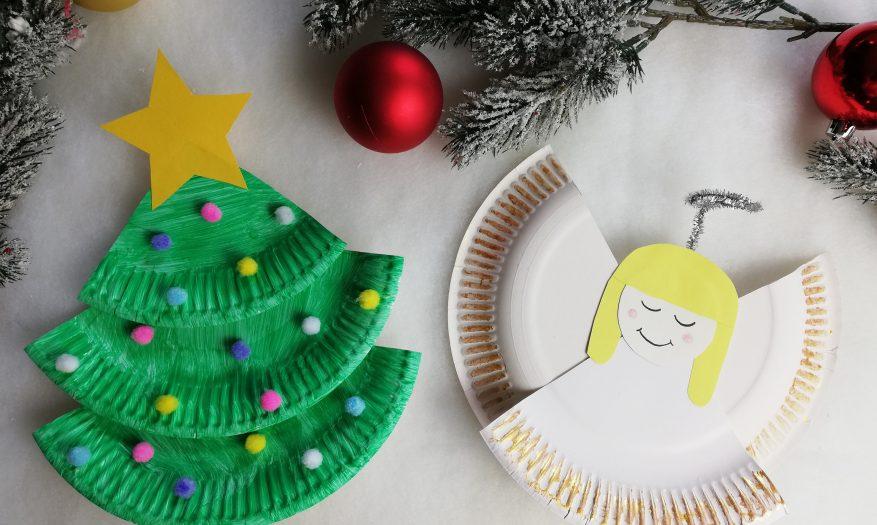 7. Adventskalendertürchen *** (DIY Weihnachtsbaum und Engel)