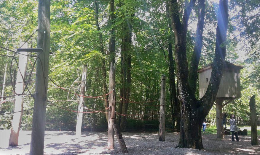 Waldspielplatz Pöring