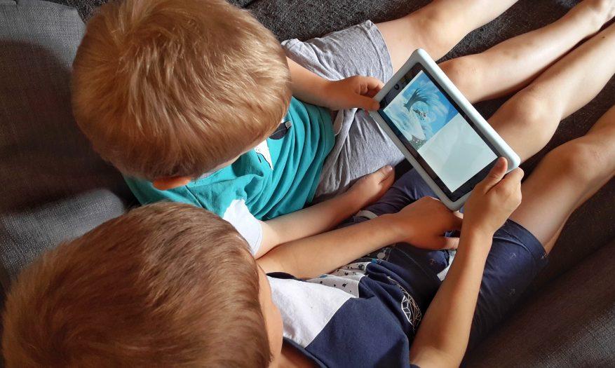 Technik mit Kontrolle – Das Pebble Gear Kinder-Tablet