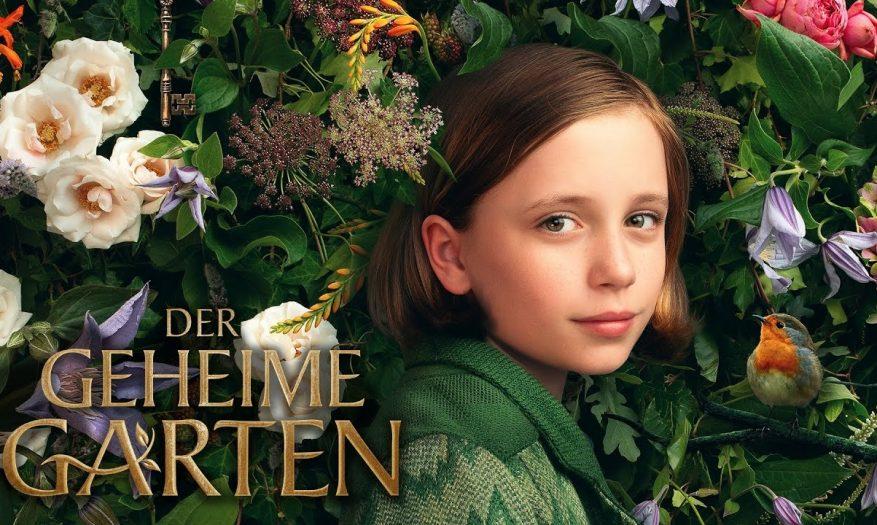"""Gewinnspiel: Heimkinostart """"Der geheime Garten"""""""