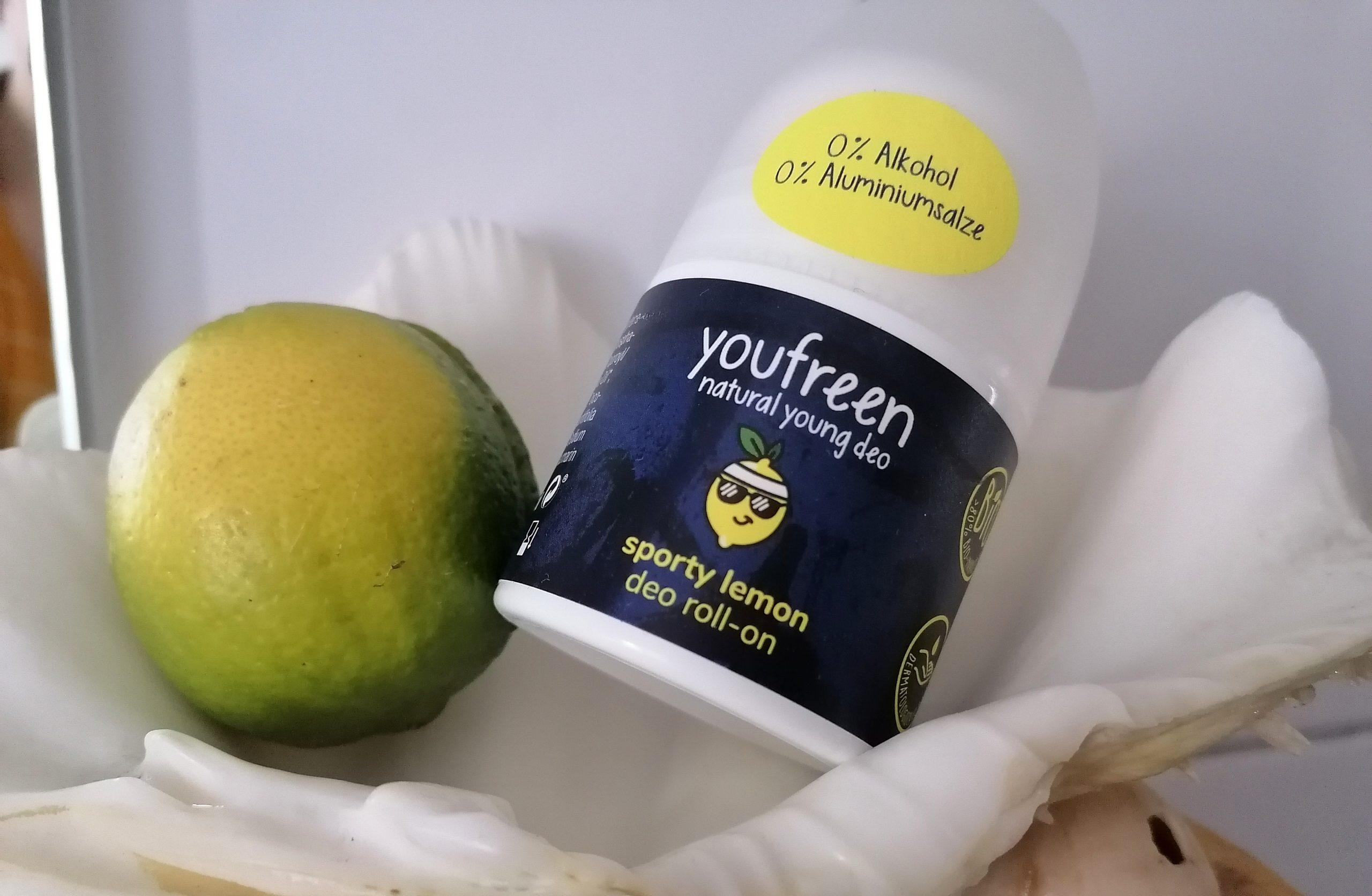 youfreen Deo sporty lemon