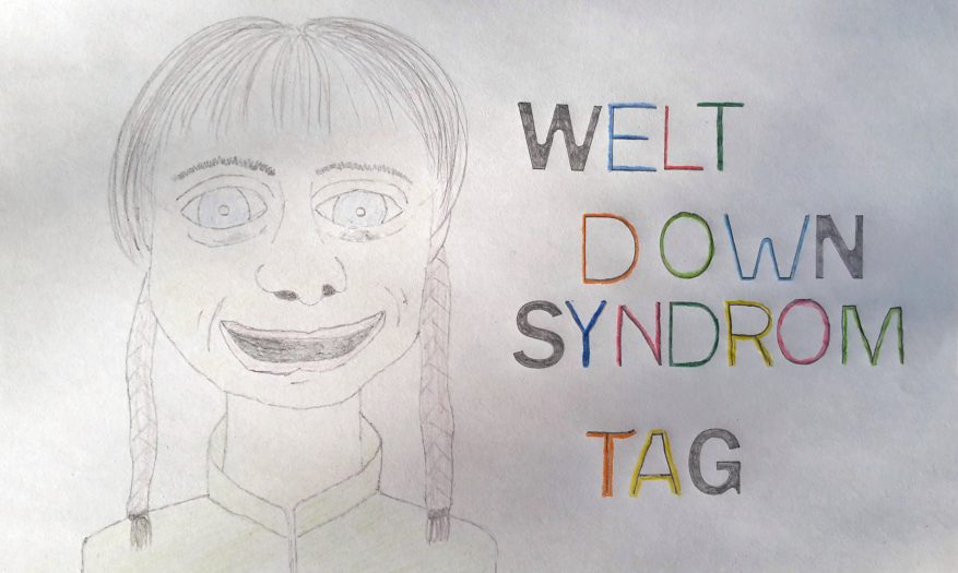 Welt Down-Syndrom Tag