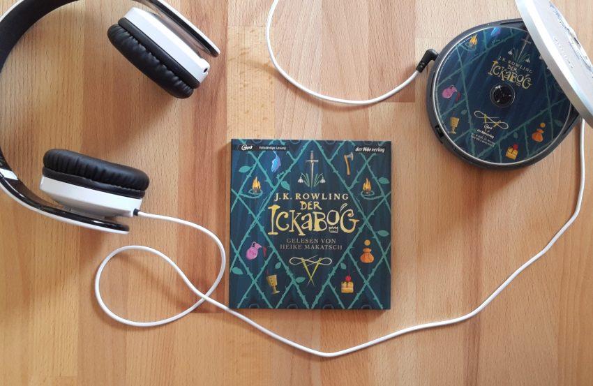 Ickabog Hörbuch