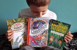 Abenteuer Bücher